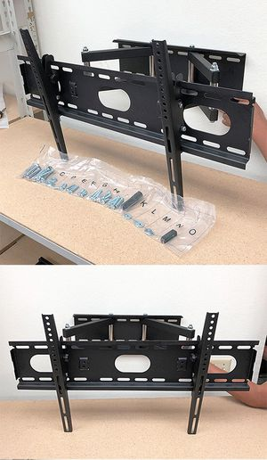 """Brand New $40 Full Motion 32""""-65"""" TV Wall Mount 180 Degree Swivel Tilt, Max Load 125lbs for Sale in Downey, CA"""