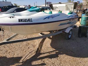 1997 sea doo Challenger for Sale in Albuquerque, NM