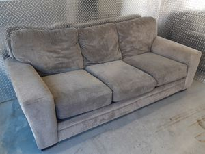 Comfy Gray Sofa for Sale in Forest Heights, MD