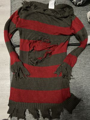 Freddy Kruger dress for Sale in North Miami, FL