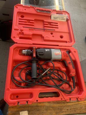 Milwaukee Hammer drill for Sale in Pueblo, CO