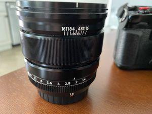 Fujifilm XF 16mm 1.4 for Sale in New Smyrna Beach, FL