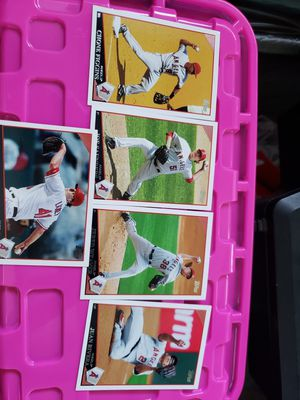Anaheim angels baseball cards for Sale in Westminster, CA