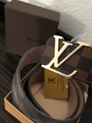 Louis Vuitton belt's for Sale in Arlington, TX