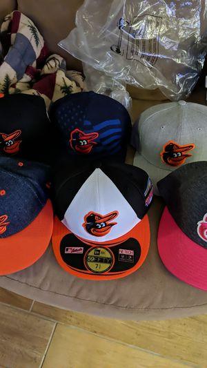 Baltimore Orioles hats - unworn for Sale in Scottsdale, AZ