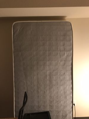 Twin size spring mattress for sale. for Sale in Seattle, WA