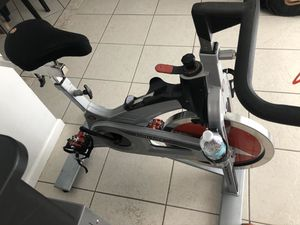 Schwinn Evolution SR Spinning/Spin/Exercise Bike with tablet holder, phone holder, and Wahoo cadens tracker for Sale in Pompano Beach, FL