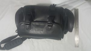 Sony Camera Bag - Sturdy All Leather for Sale in Belleville, IL