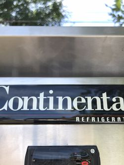 Continental SS 2-Door Commercial Fridge for Sale in Indianapolis, IN