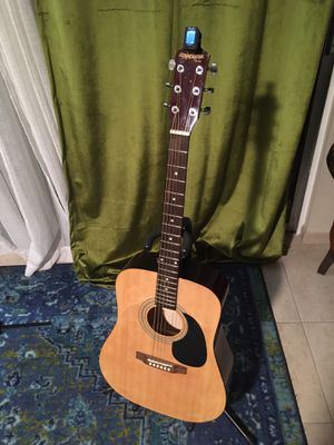 Fender Acoustic Starcaster w/ extras for Sale in Mesa, AZ