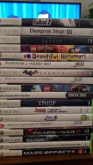 Used Xbox 360 Games for Sale in Austin, TX
