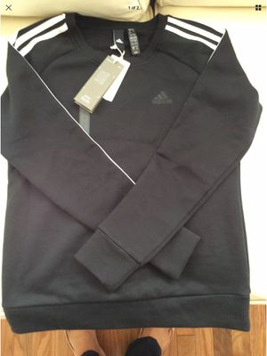 Adidas crew neck sweater new with tag. Women Size S for Sale in Highland Hills, OH