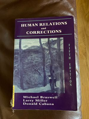 Human Relations and Corrections for Sale in Murfreesboro, TN