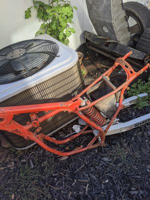 Motorcycle Frame for Sale in Sacramento, CA