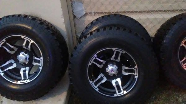 Jeep CJ /TJ wheels for 1980-2006