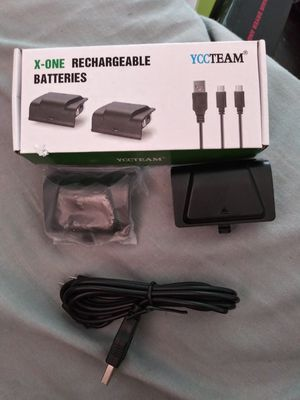 X- one rechargeable batteries for Sale in Columbus, OH