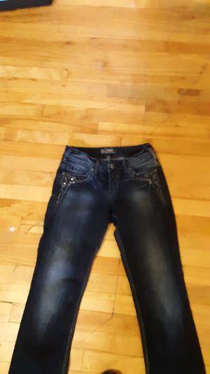 Silver skinny Jean's for Sale in Butte, MT