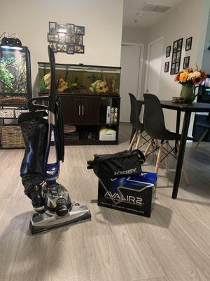Kirby vacuum for Sale in La Mesa, CA