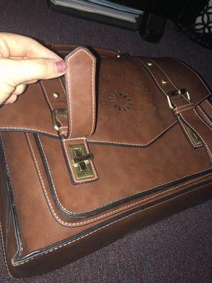Book bag satchel cross body for Sale in Los Angeles, CA