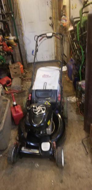 Black craftsman self propelled lawn mower for Sale in Columbus, OH