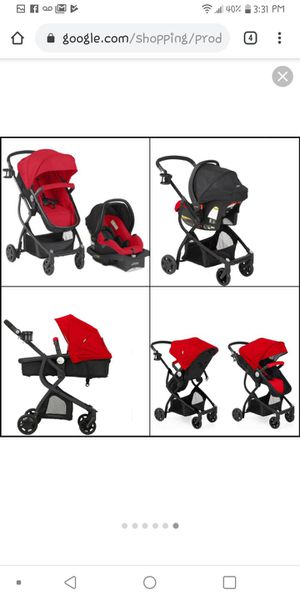 Travel system stroller and car seat for Sale in Dallas, TX