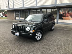 2010 Jeep Patriot for Sale in Lakewood, WA