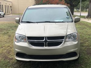 2016 Dodge grand Caravan rebuilt title for Sale in Euless, TX