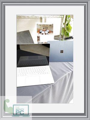 "Microsoft Surface Laptop 1 1 year warranty. 13.5-inch ""PixelSense"" Display we provide repurposed refurbished business computers for Sale in El Mirage, AZ"