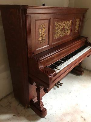 Kimball Victorian Upright Piano for Sale in Marietta, GA
