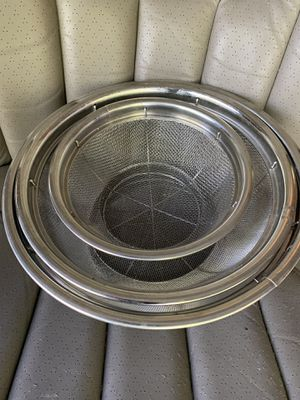 Strainers for Sale in Wheatfield, IN