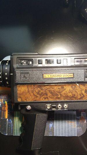 VINTAGE Sears SUPER 8 Eight 8-1 Macro ZOOM Movie Camera 9198 for Sale in East Windsor, NJ