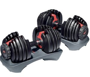 Brand New in box Pair of Adjustable Bowflex SelectTech 552 Dumbbells, adjustable dumbbells. Mancuernas ajustable Bowflex nuevas. Reasonable offers co for Sale in Palmetto Bay, FL