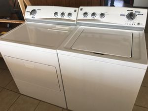 KENMORE WASHER AND ELECTRIC DRYER. Welcome credit cards for Sale in El Paso, TX
