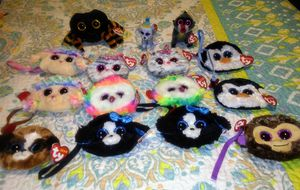 Ty beanie change purses and toys $5.00 each for Sale in Port Neches, TX