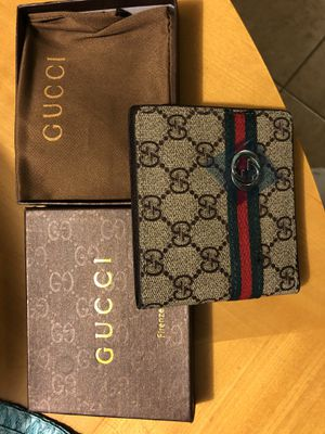Wallet Gucci for Sale in Union Park, FL