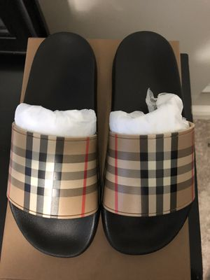 Burberry Slides for Sale in GA, US