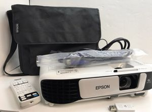 Epson Projector H843A for Sale in Port St. Lucie, FL