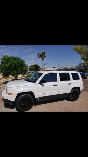 2013 Jeep Patriot Sport for Sale in Scottsdale, AZ