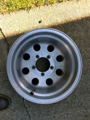 3 Aluminum wheels Ford or jeep 5 x 5.5 for Sale in Ravensdale, WA