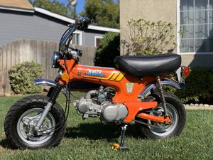 Fast 1977 Honda CT70 - CA Street legal / Registered. for Sale in Union City, CA