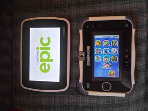 Leapfrog Epic & innotab 3s for Sale in Georgetown, KY