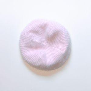 Angora beret, cap, hat, beanie, winter hat, warm hat for Sale in Seattle, WA