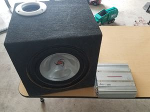 Amplifier and buffer for Sale in Vienna, VA