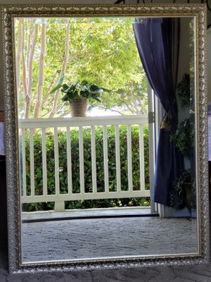 BEVELED MIRROR for Sale in San Juan Capistrano, CA