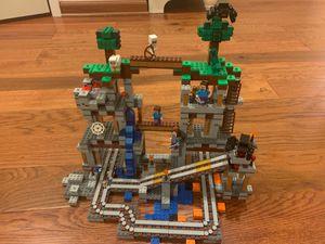 Lego minecraft 21118 for Sale in Falls Church, VA