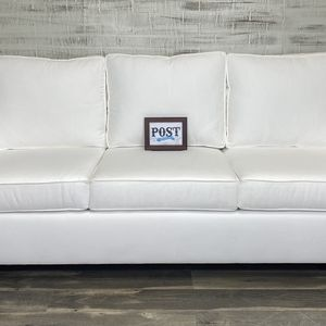Pottery Barn Cameron white Sofa for Sale in Canby, OR