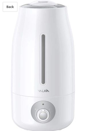 Cool Mist Humidifier 3L Water Tank Adjustable Mist Output Water Filtration Quiet Operation Waterless Auto Shut-Off Ultrasonic Humidifiers for Bedroom for Sale in Upland, CA