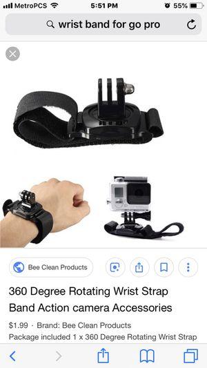 GoPro wristband for Sale in Miami, FL