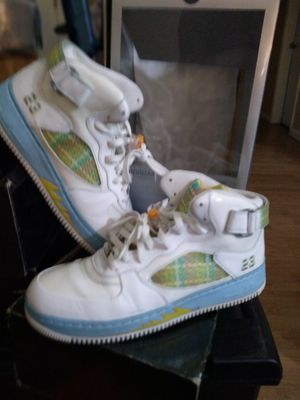 Air Jordan x Air force 1 special anniversary shoes for Sale in Deltona, FL