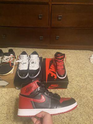 Jordan 1 bred 2013 for Sale in WILKINSONVILE, MA